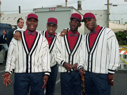 if you havent noticed disclosed is in the holiday spirit so why not bring a christmas jawn to you for flashback friday boyz ii men is one of - Boys To Men Christmas