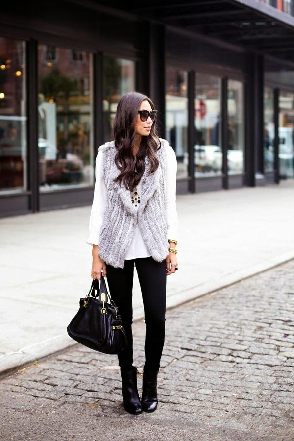 College Fashionista Tori Lin You can find lots of sleek