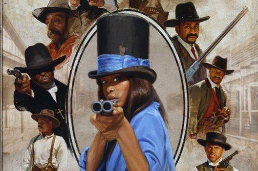 black western