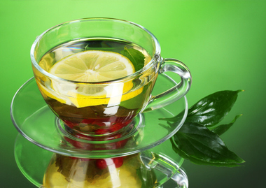 Start your day with warm lemon water to help with digestion or green tea for great antioxidants.