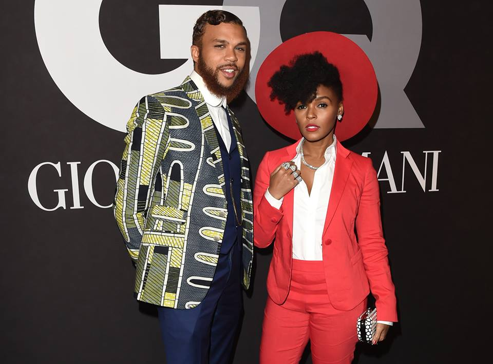 Jidenna dating