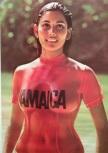 Trinidadian model, Sintra Arunte-Bronte.