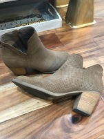 SUEDE BOOTIES BY DOLCE VITA